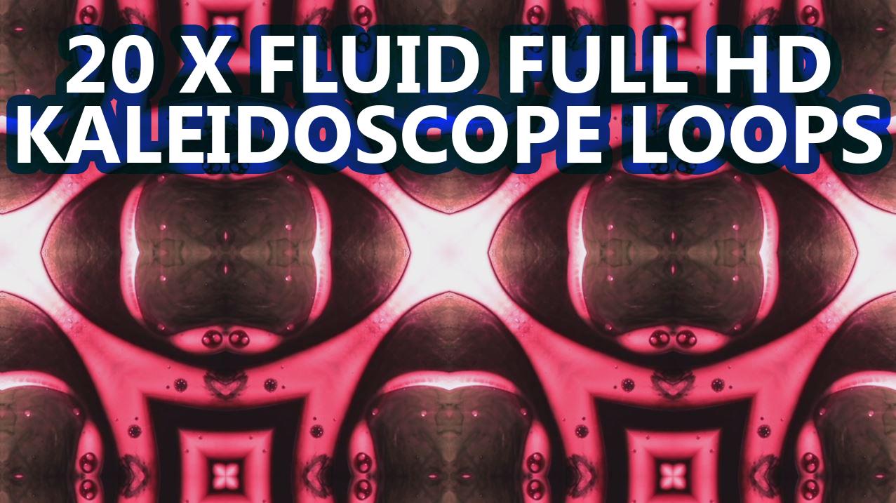 kaleido loop pack the vaia fluid bubble cosmos