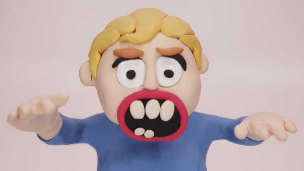 CLAYMATION SHOWREEL theVAIA stop motion project